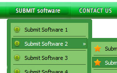Create Css Menu With Delphi Web Button Css Win 7