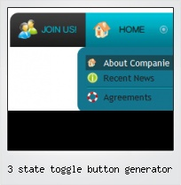 3 State Toggle Button Generator