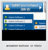 Animated Buttons In Htmls