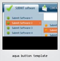 Aqua Button Template