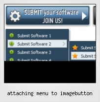 Attaching Menu To Imagebutton