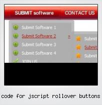 Code For Jscript Rollover Buttons