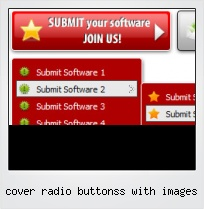 Cover Radio Buttonss With Images