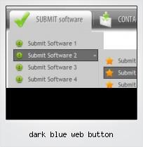 Dark Blue Web Button