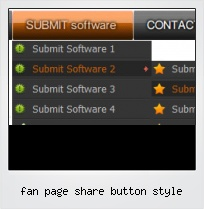Fan Page Share Button Style
