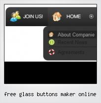 Free Glass Buttons Maker Online