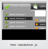 Html Radiobutton Js