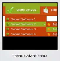 Icons Buttons Arrow