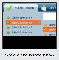 Iphone Create Refresh Button