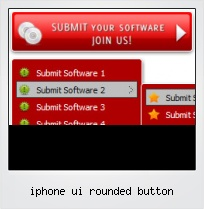 Iphone Ui Rounded Button