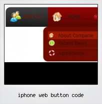 Iphone Web Button Code