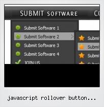 Javascript Rollover Button Generator