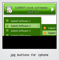 Jpg Buttons For Iphone