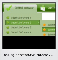 Making Interactive Buttons Rollover