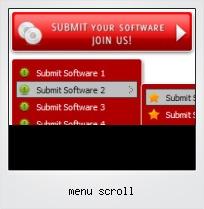 Menu Scroll