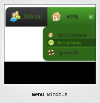 Menu Windows