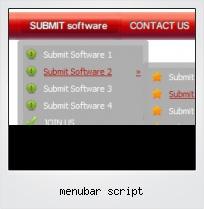 Menubar Script