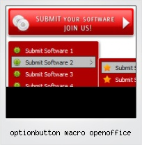 Optionbutton Macro Openoffice