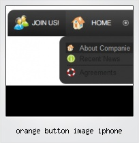 Orange Button Image Iphone