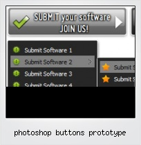 Photoshop Buttons Prototype