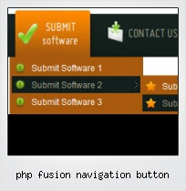 Php Fusion Navigation Button