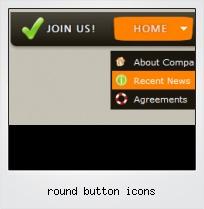 Round Button Icons