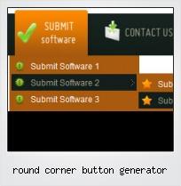 Round Corner Button Generator