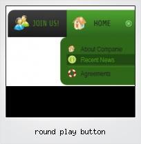 Round Play Button