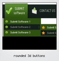 Rounded 3d Buttons