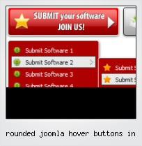 Rounded Joomla Hover Buttons In