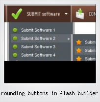 Rounding Buttons In Flash Builder