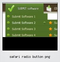 Safari Radio Button Png