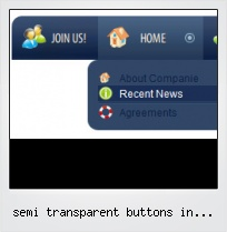 Semi Transparent Buttons In Frontpage 2003