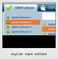 Stylish Input Buttons