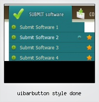 Uibarbutton Style Done