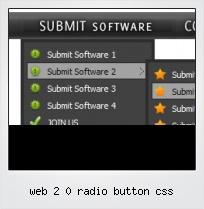 Web 2 0 Radio Button Css