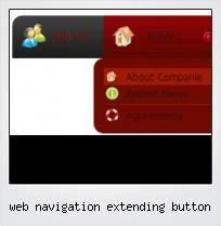Web Navigation Extending Button