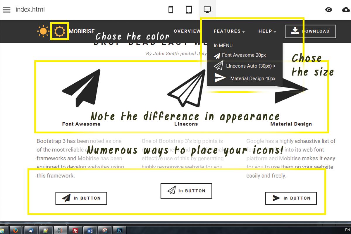 Free WYSIWYG Web Building Software Free Download