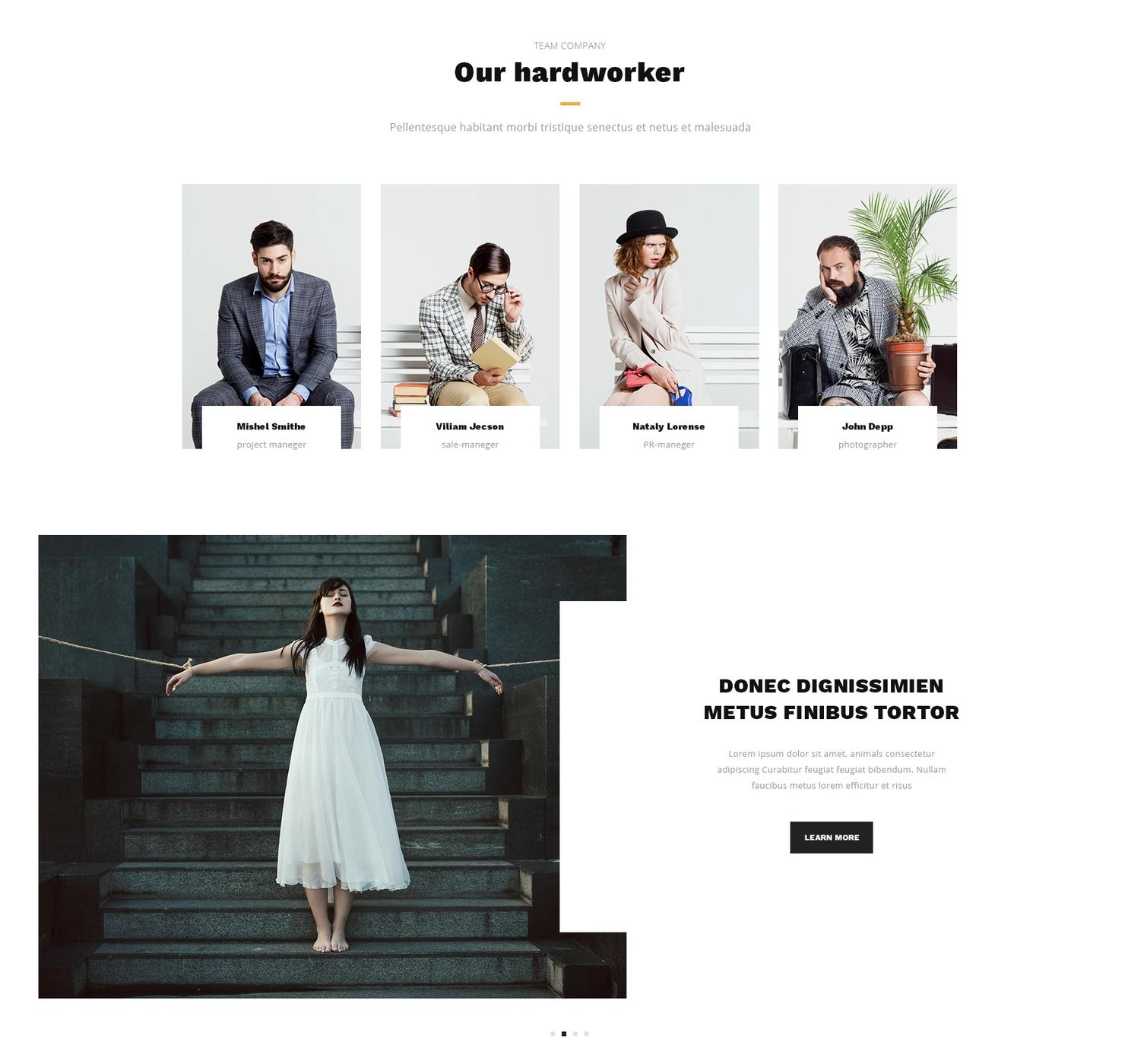 Free Download Bootstrap Portal Theme