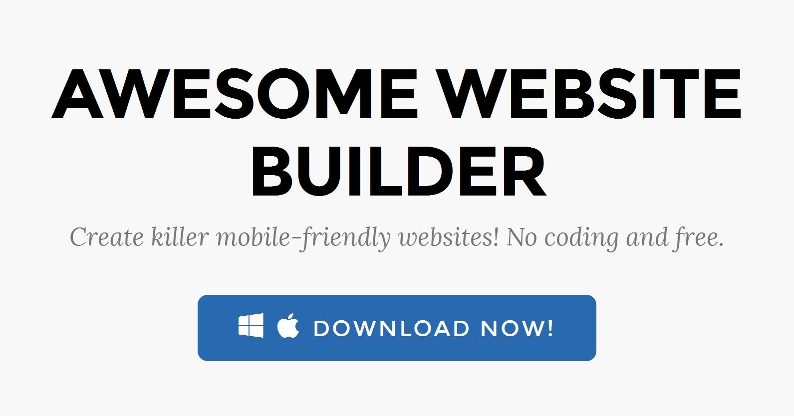Mobile Site Design Software