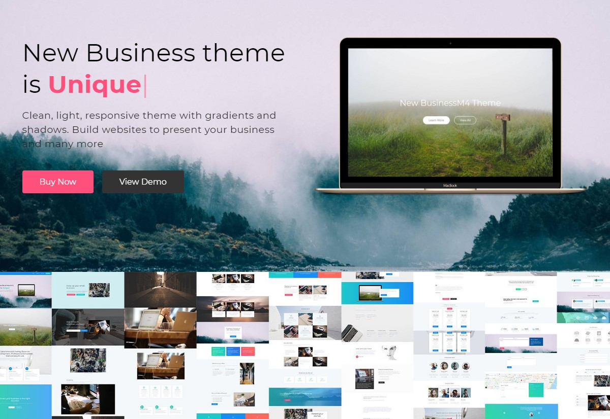 Web Theme